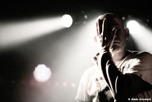 Photo de No One Is Innocent en concert à la Flèche d'Or